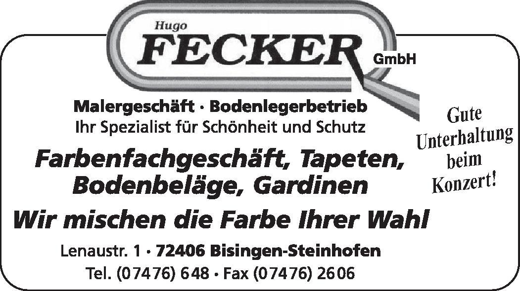 Нugо Fecker GmbH