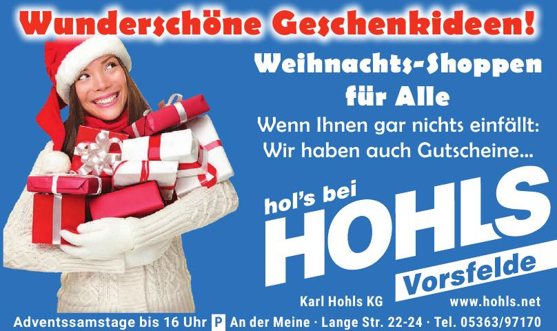 Karl Hohls KG