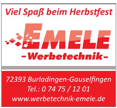 Emele Werbetechnik