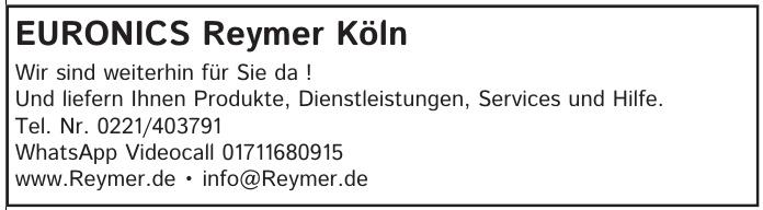 EURONICS Reymer Köln