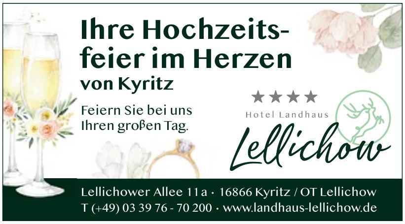 Hotel Landhaus Lellichow