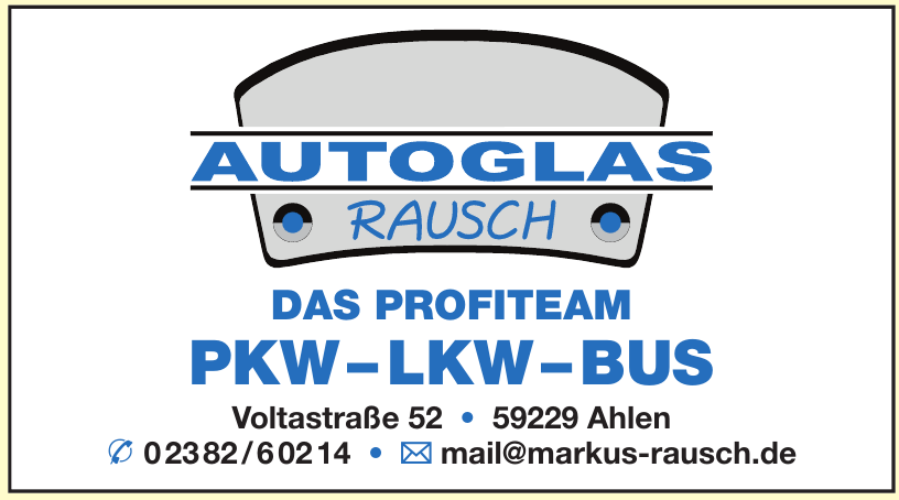Autoglas Rausch