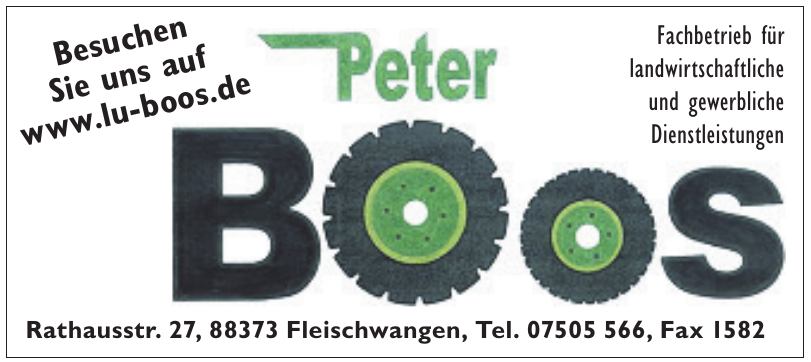 Peter Boos