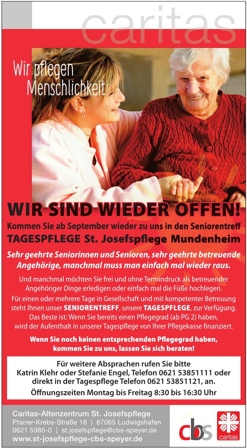 Caritas-Altenzentrum St. Josefspflege
