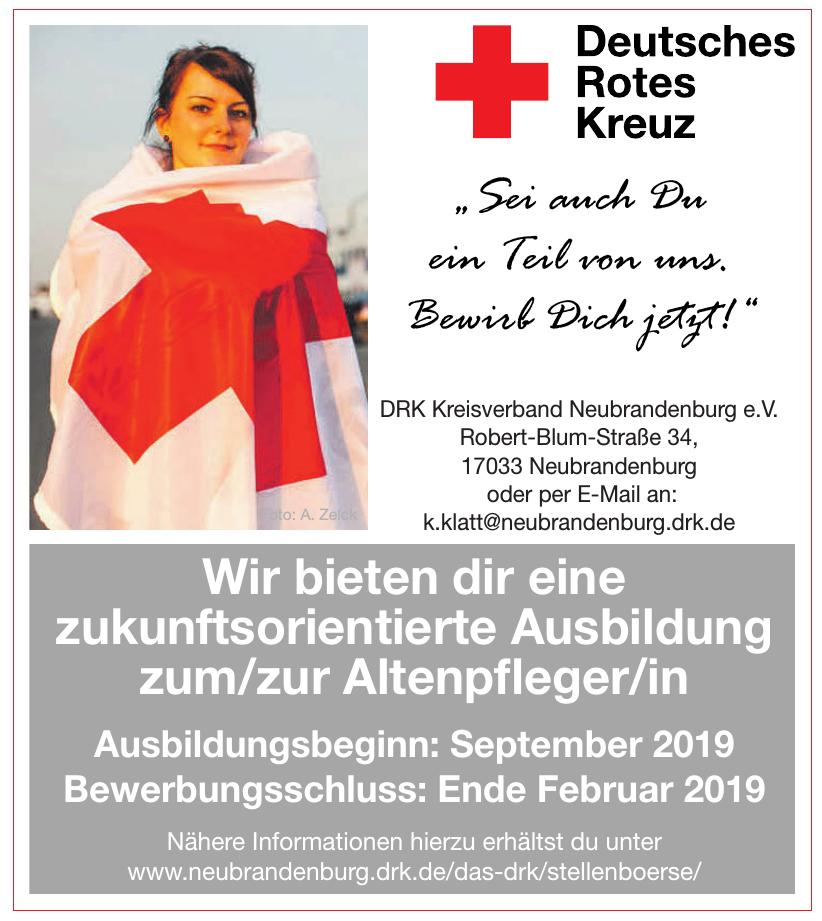 DRK Kreisverband Neubrandenburg e.V