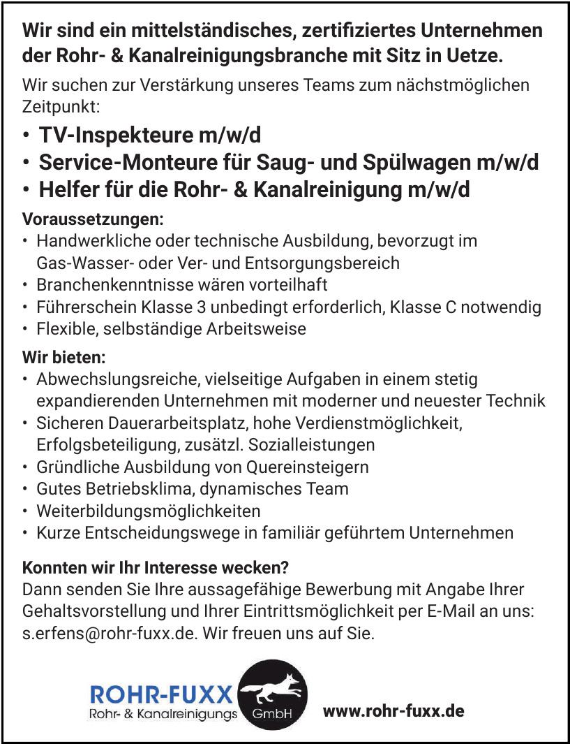 Rohr-Fuxx GmbH