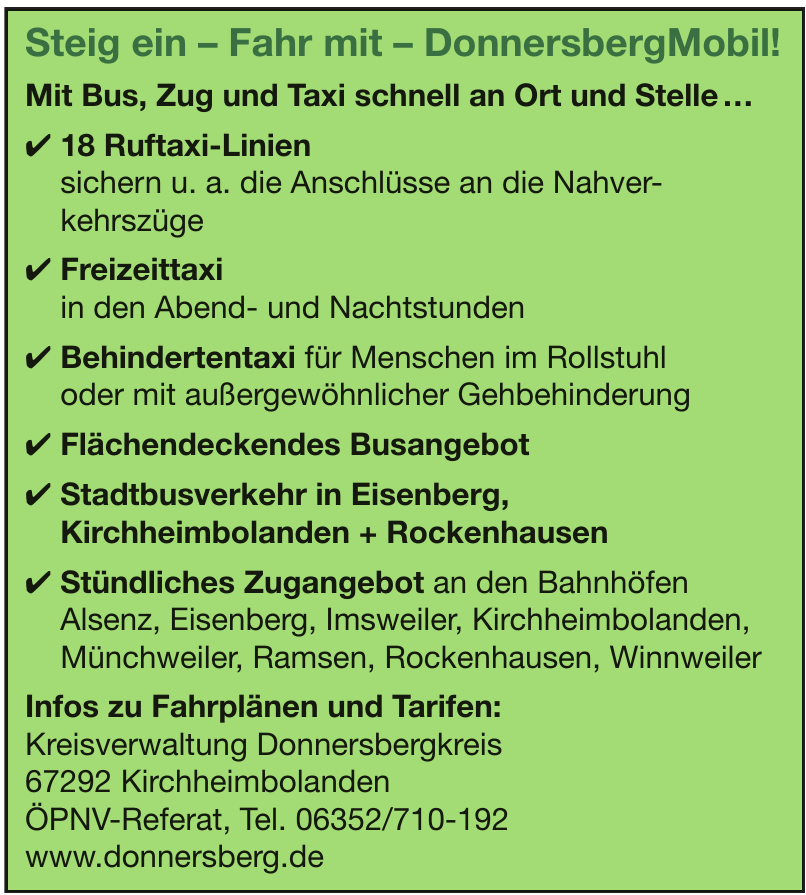 Kreisverwaltung Donnersbergkreis