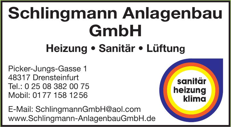 Schlingmann Anlagenbau GmbH