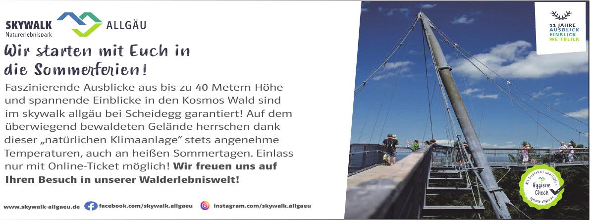 Skywalk Allgäu