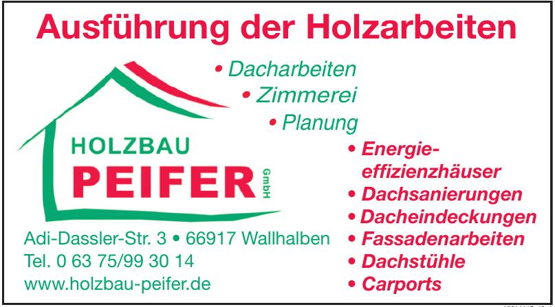 Holzbau Peifer GmbH