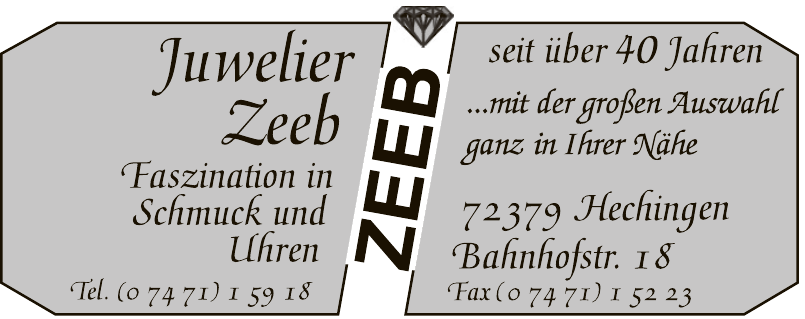 Juwelier Zeeb