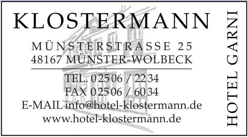 Hotel Garni Klostermann