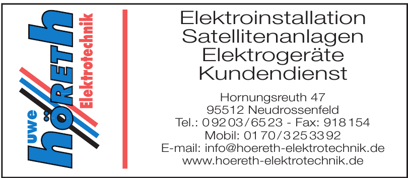 Uwe Höreth Elektrotechnik