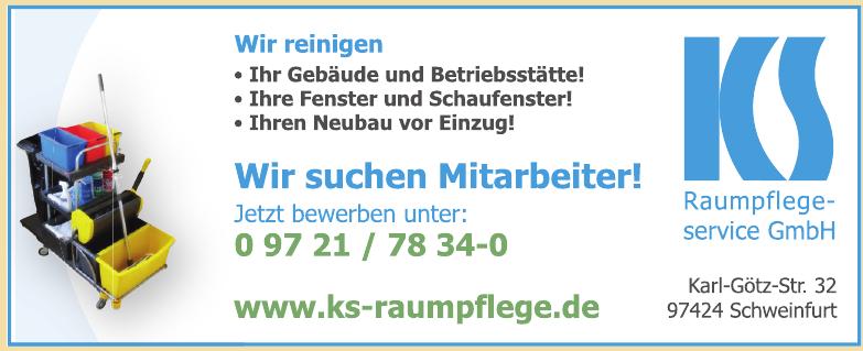 KS Raumpflegeservice GmbH