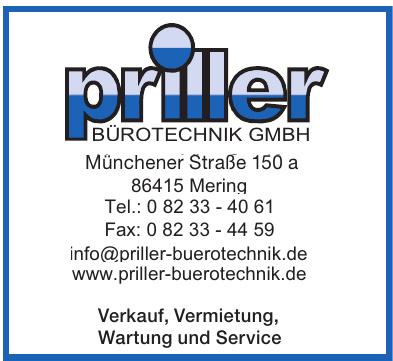 Priller Bürotechnik GmbH