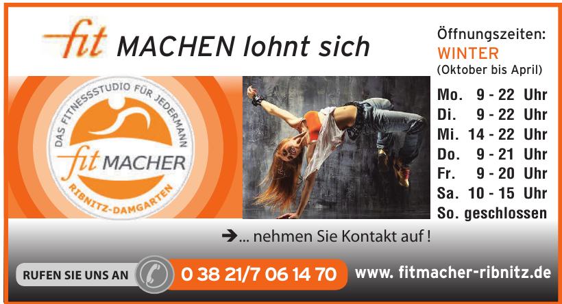Fitmacher Ribnitz