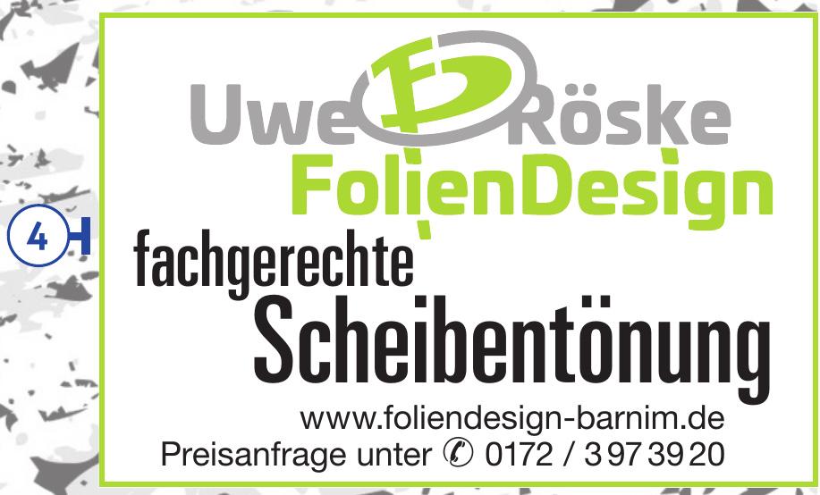 Uwe Röske FolienDesign