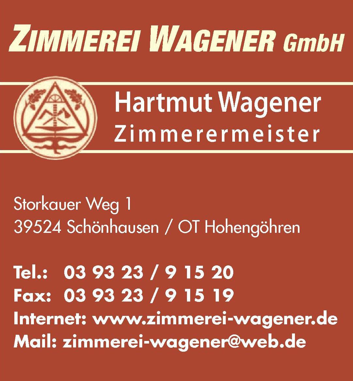 Zimmerei Wagener GmbH