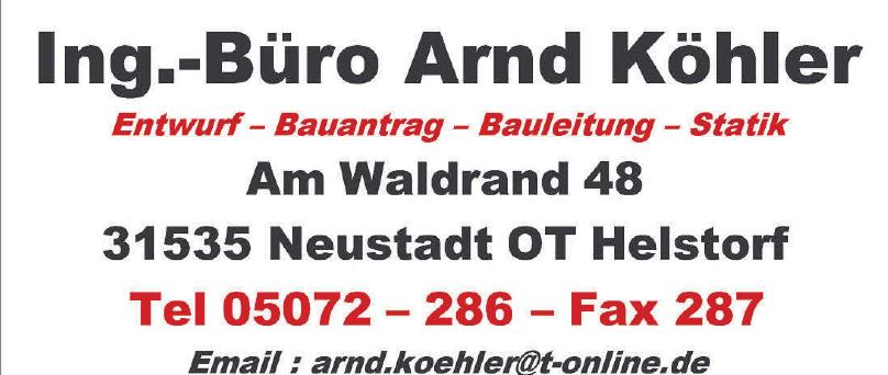 Ing.-Büro Arnd Köhler