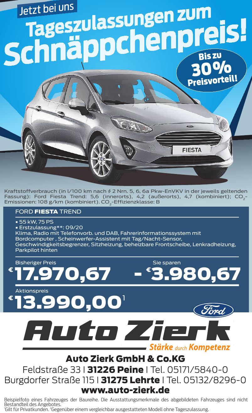 Auto Zierk GmbH & Co. KG