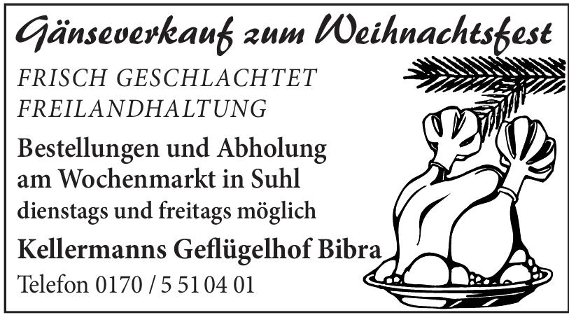 Kellermanns Geflügelhof Bibra