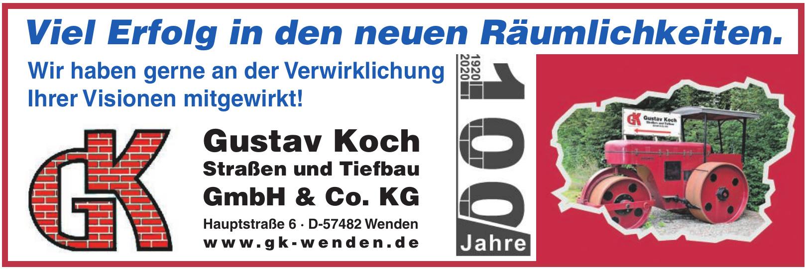 GK Gustav Koch Straßen- und Tiefbau GmbH & Co. KG