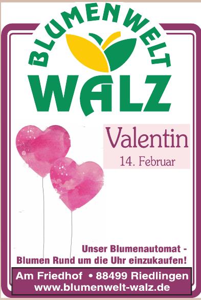 Blumenwelt Walz