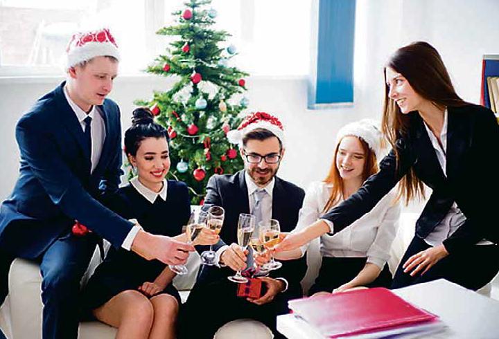 Weihnachtsfeier Regeln.Die Weihnachtsfeier Im Betrieb Freizeit Magdeburger Volksstimme