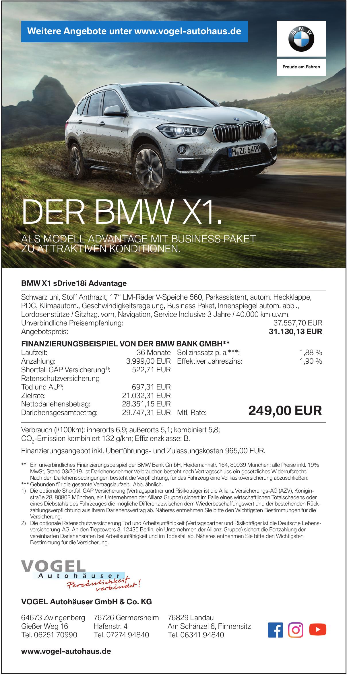Vogel Autohäuser GmbH & Co. KG