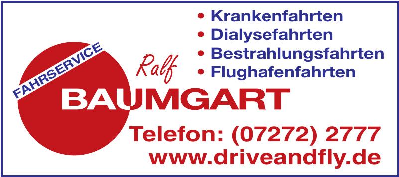 Fahrservice Ralf Baumgart