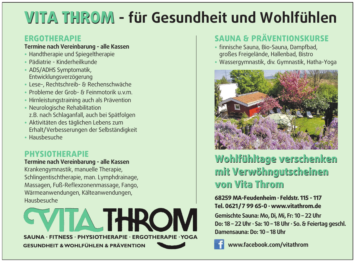 Vita Throm