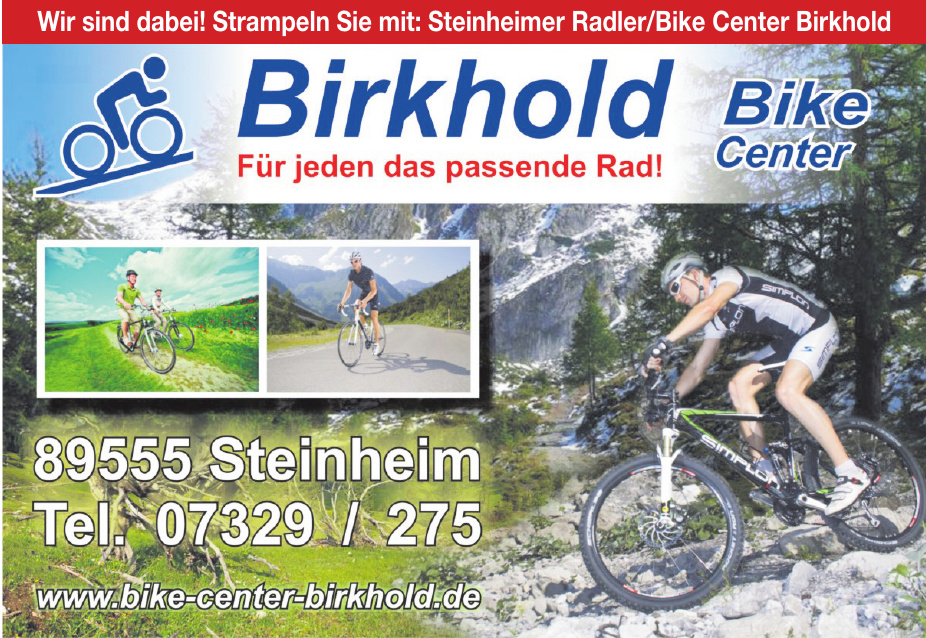 Birkhold Bike Center