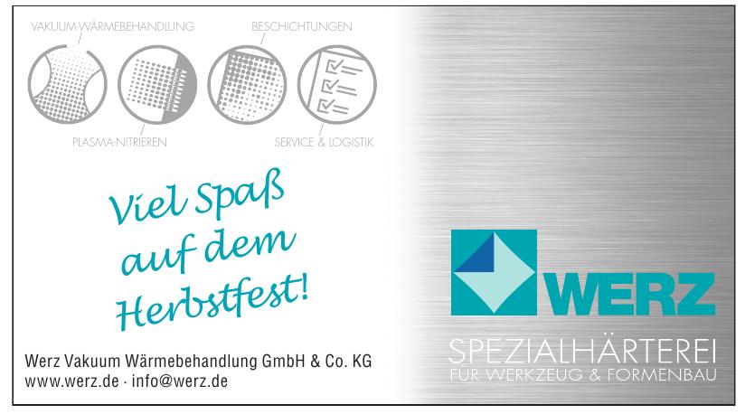 Werz Vakuum Wärmebehandlung GmbH & Co. KG