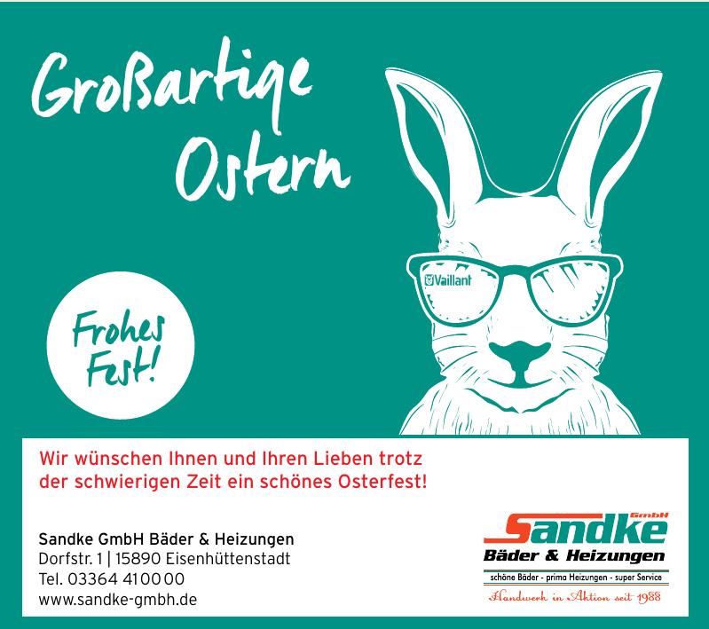 Sandke GmbH Bäder & Heizungen