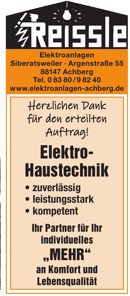 Reissle Elektroanlagen