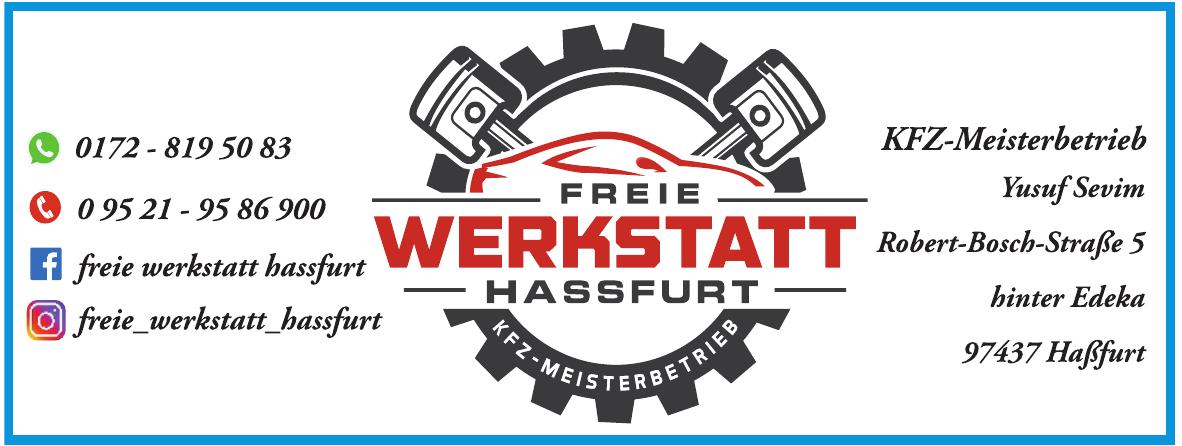 Freie Werkstatt Hassfurt