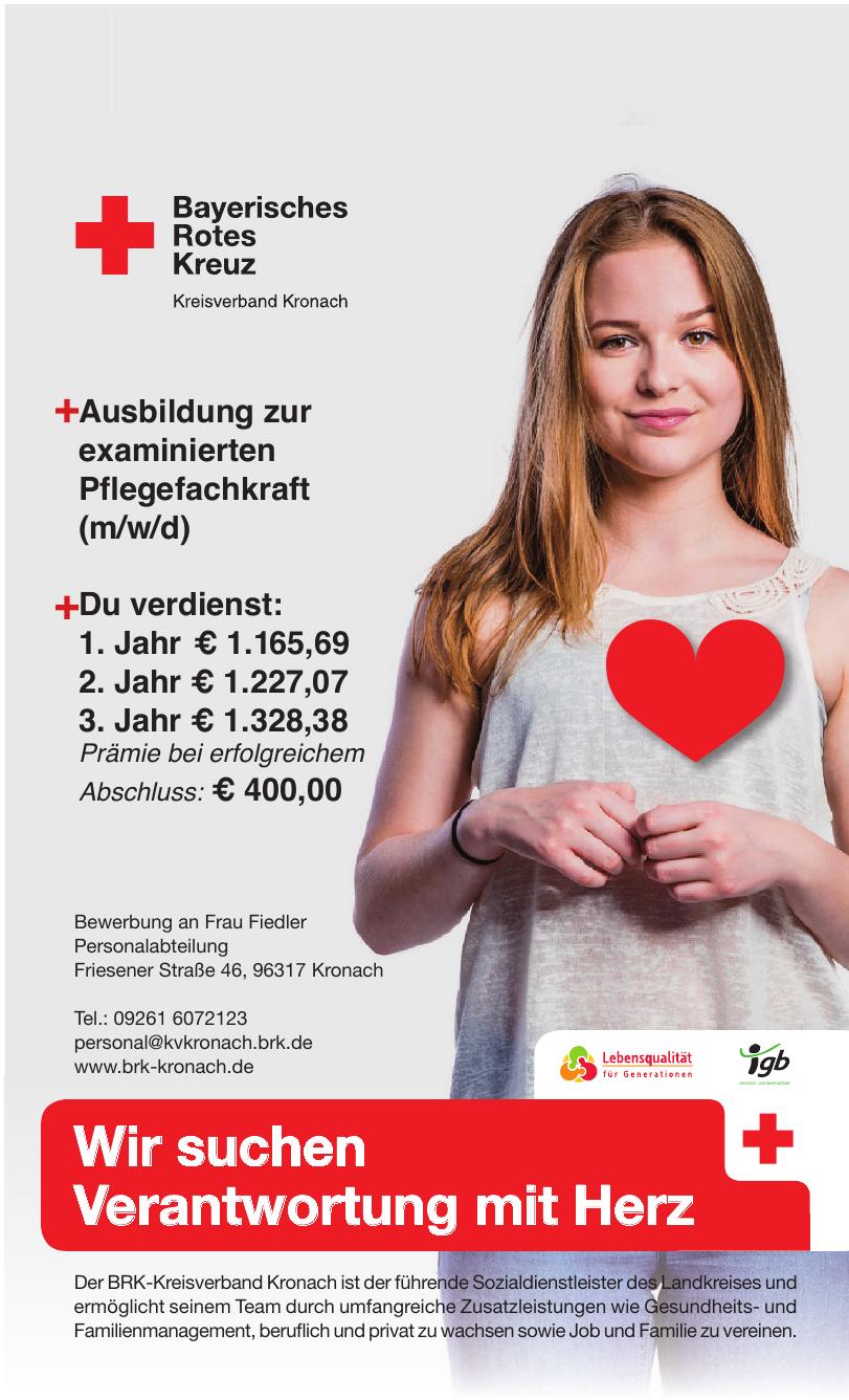 Bayerisches Rotes Kreuz - BRK Kreisverband Kronach