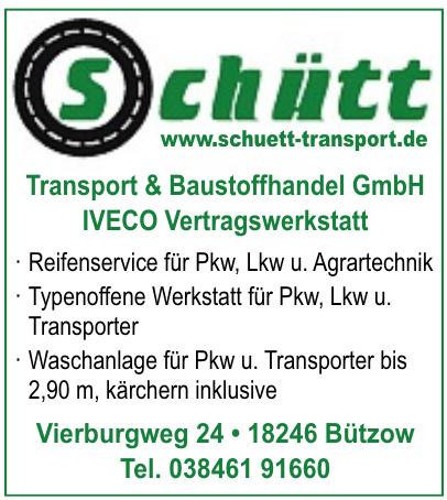 Transport & Baustoffhandel GmbH IVECO Vertragswerkstatt