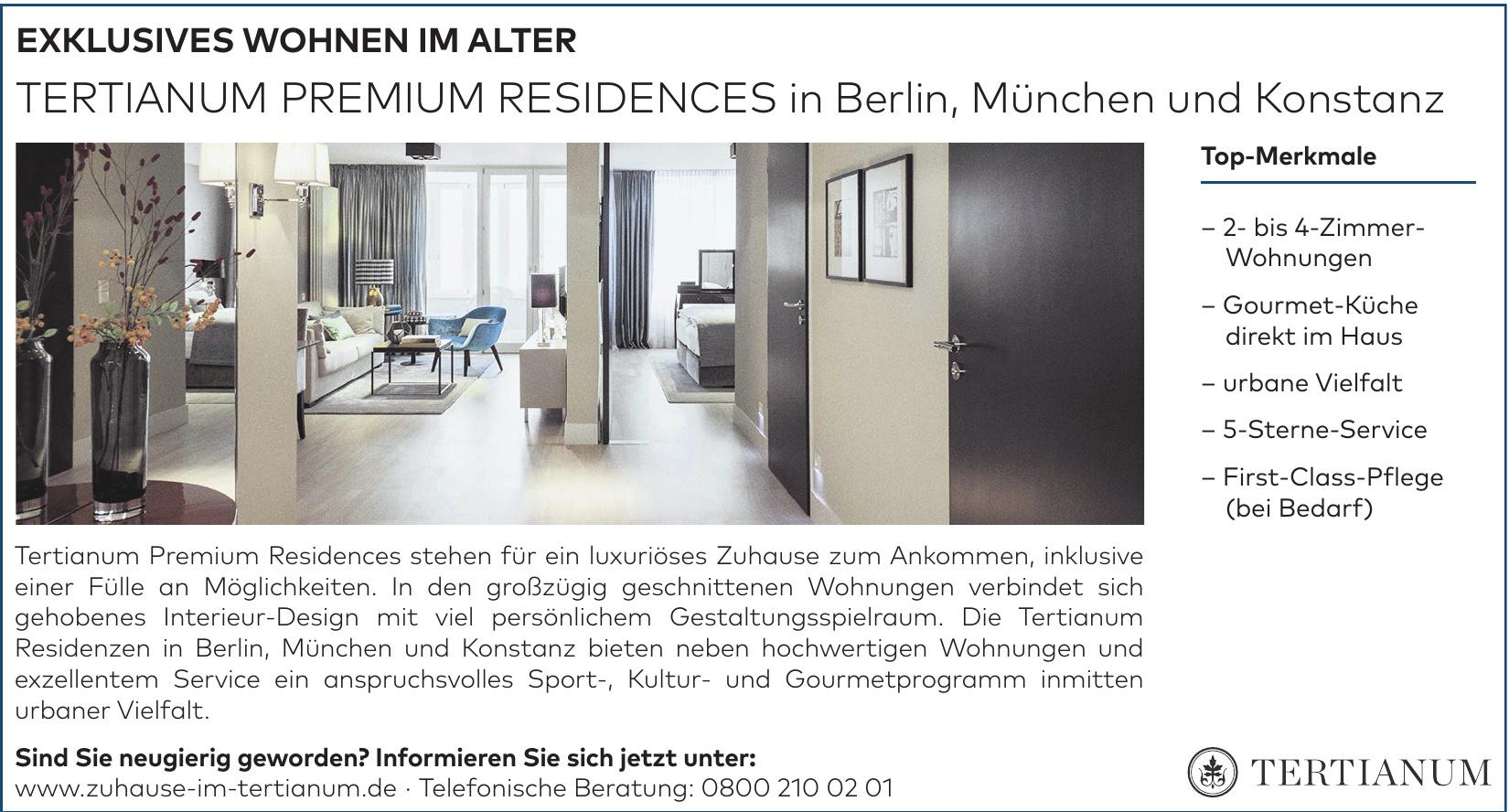 Tertianum Premium Residences