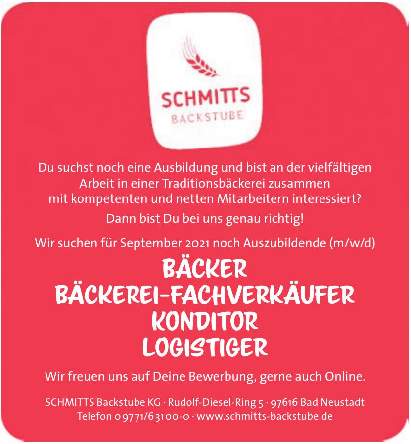 SCHMITTS Backstube KG