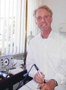 Seit 25 Jahren praktiziert Heilpraktiker Görres C. Dreyer erfolgreich in Barmstedt