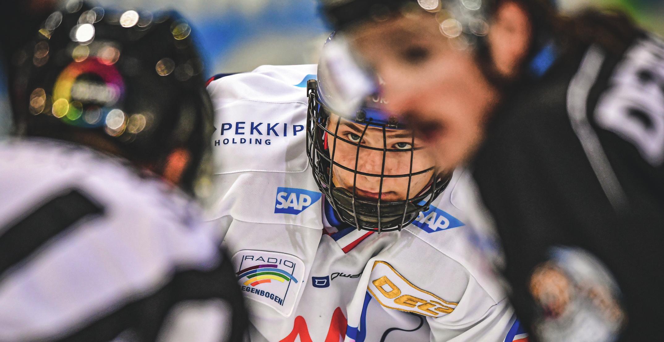 Adler Mannheim: Eishockey-Stürmer Tim Stützle will in die NHL
