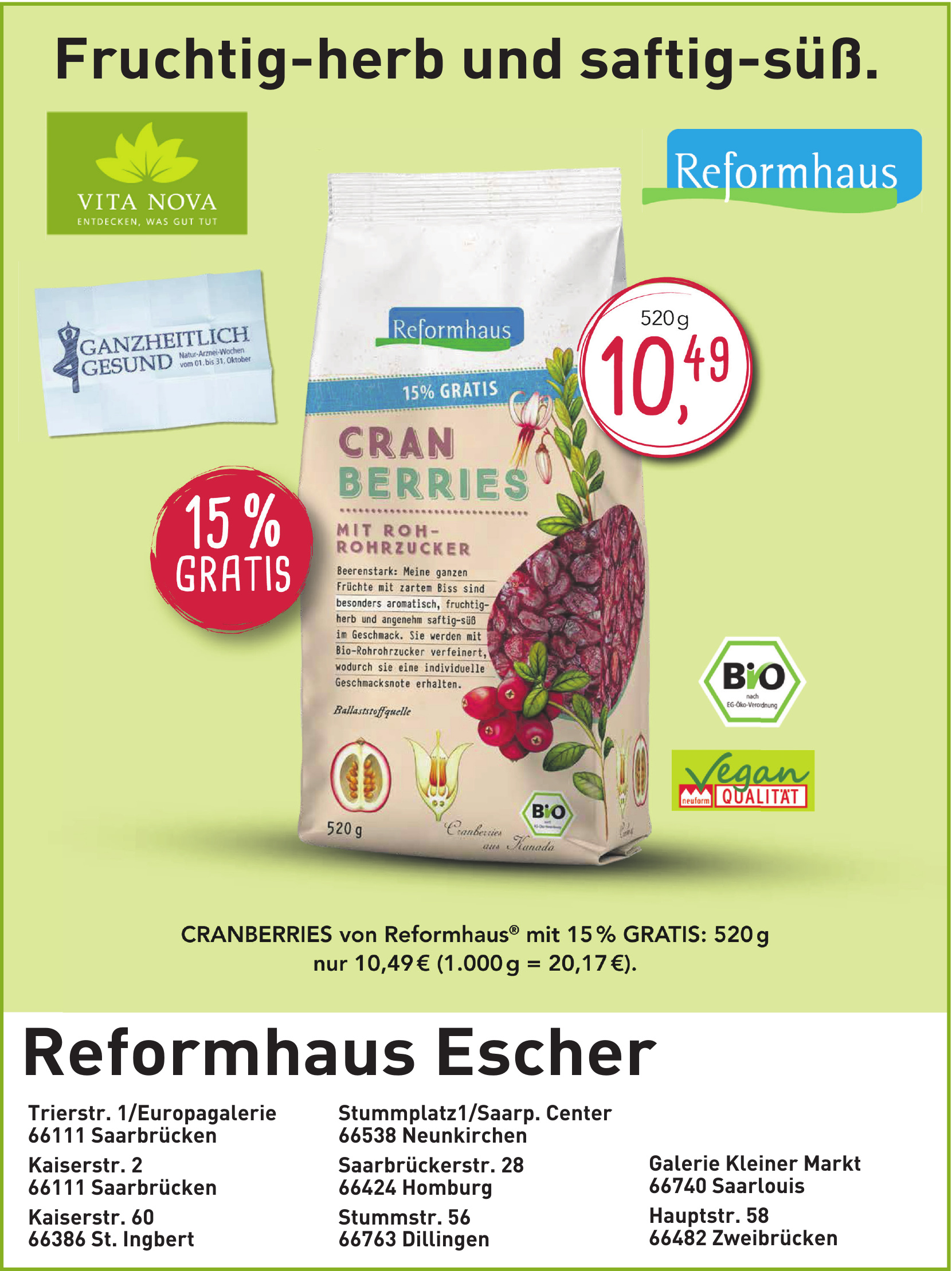Reformhaus Escher