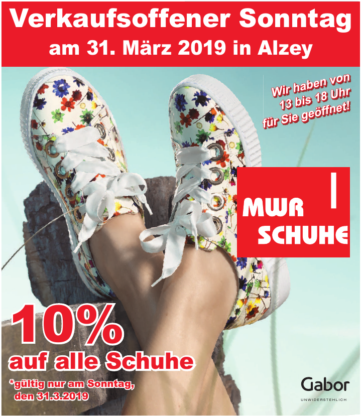 MWR Schuhe