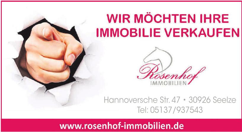 Rosenhof Immobilien