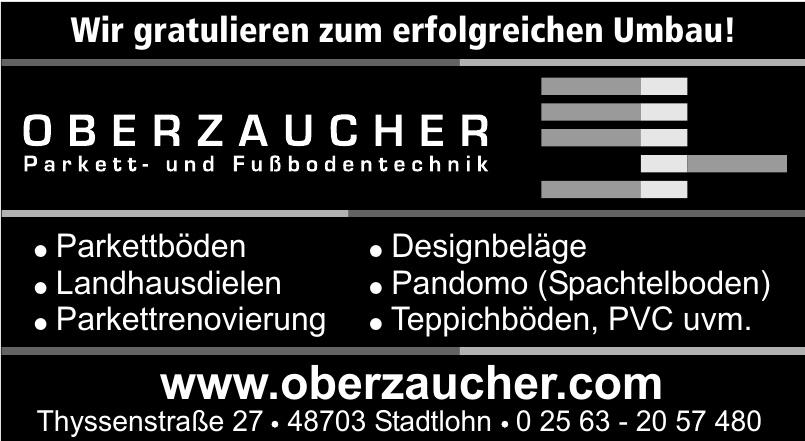 Oberzaucher Parket- und Fußbodentechnik