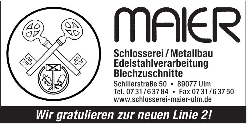 Maier Schlosserei / Mettalbau