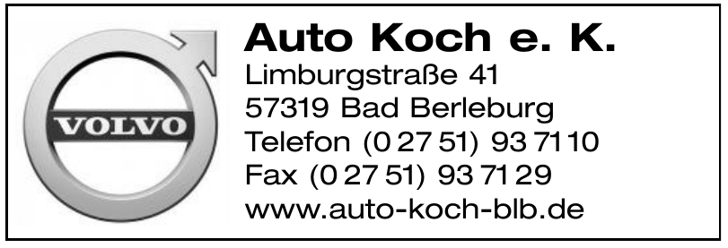 Auto Koch e. K.