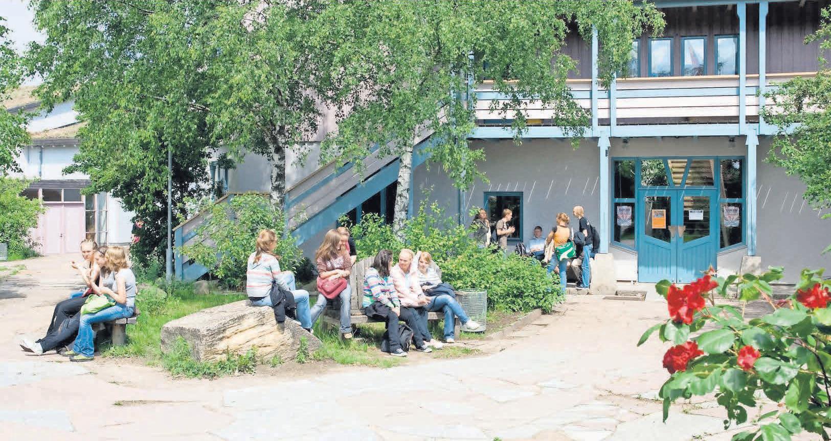 In der Freien Waldorfschule Hannover-Bothfeld lernen Jungen und Mädchen in einer familiären Atmosphäre.