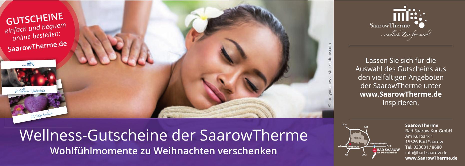 Saarow Therme Bad Saarow Kur GmbH